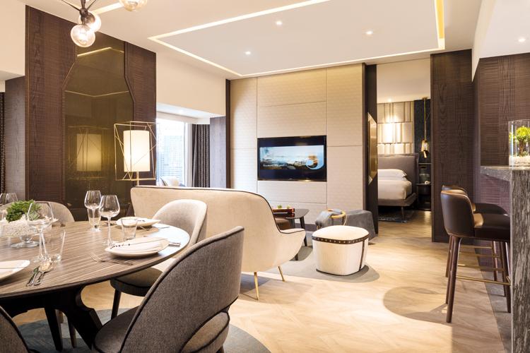 Hotel Jen Tanglin, Stay PremierSuite