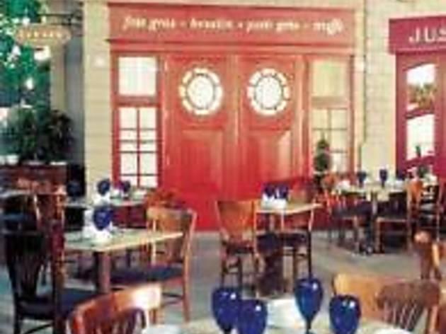 Le Café Ile St. Louis - Paris Las Vegas