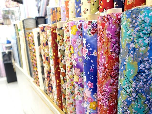 Malin Textile | Shopping in Chinatown, Singapore