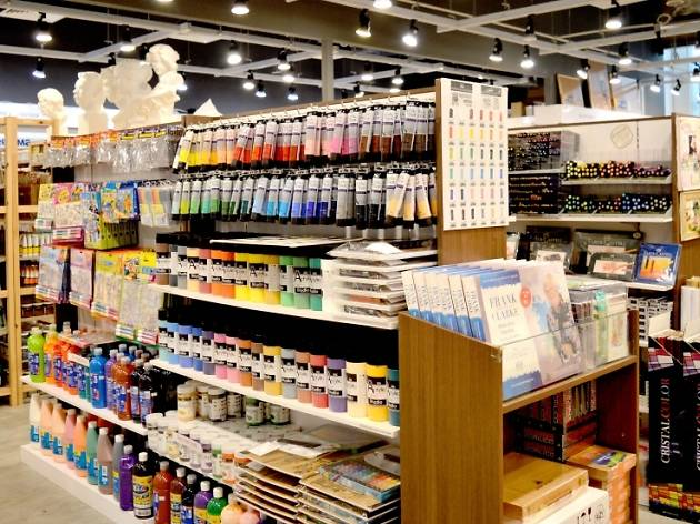 Craft stores in Singapore