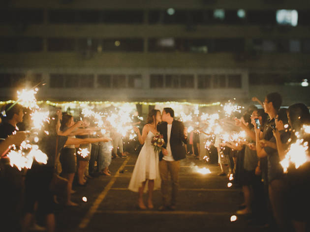 Alternative wedding venues in Singapore