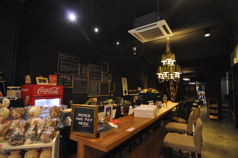 Grandeur Gallery Café