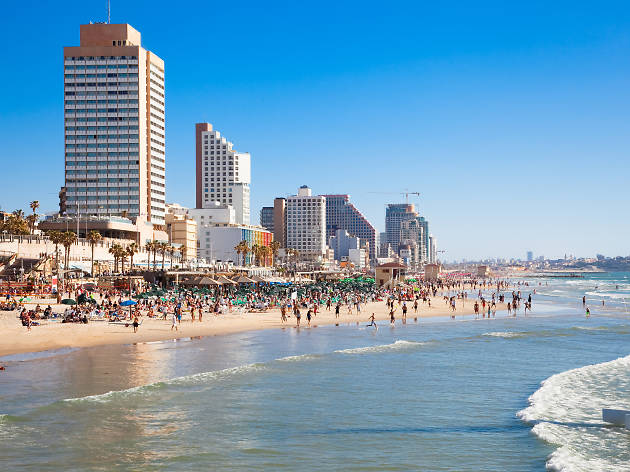 The best Tel Aviv hotels on the beach