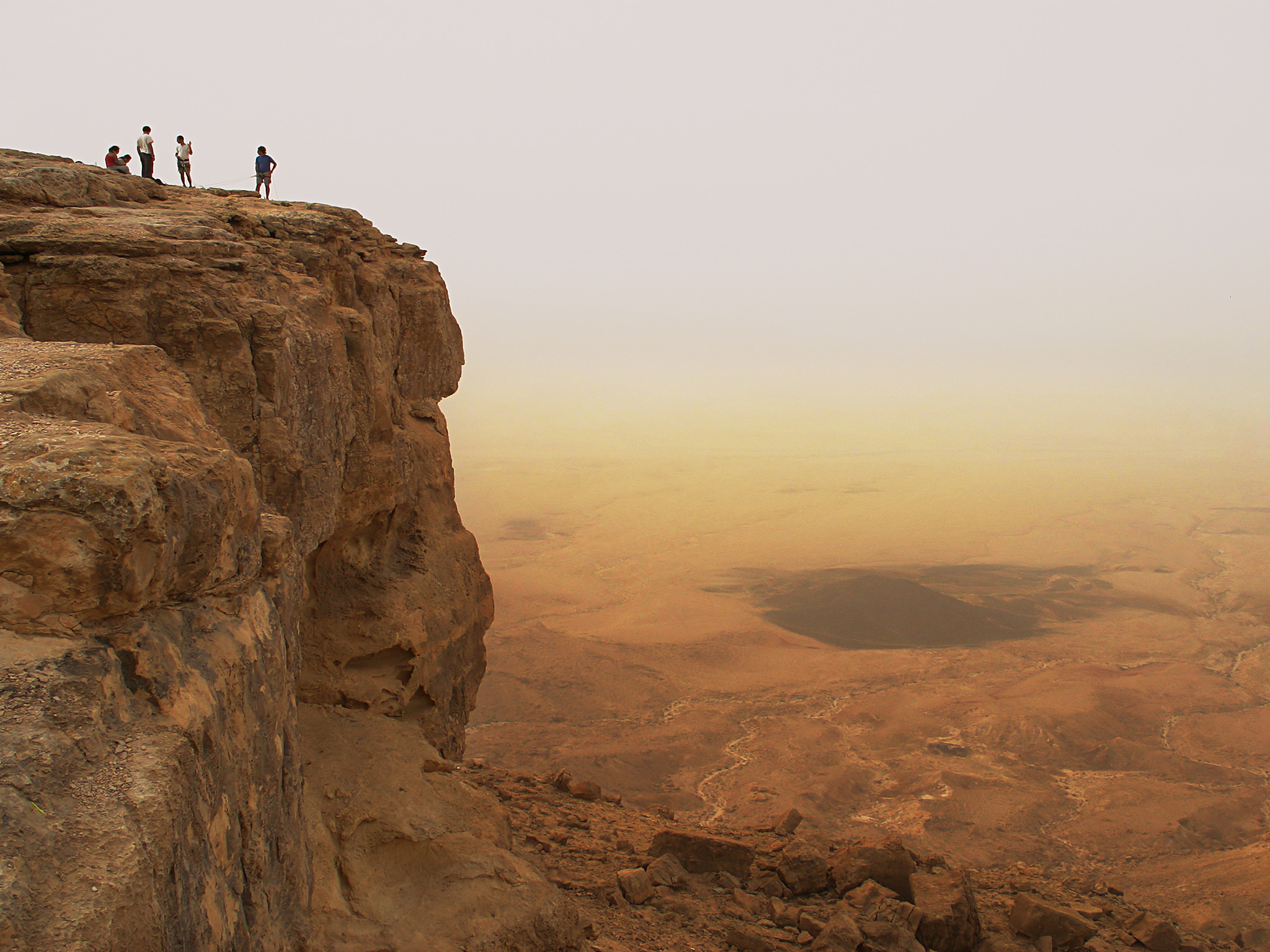 HIKE SOME MORE: Ramon Crater
