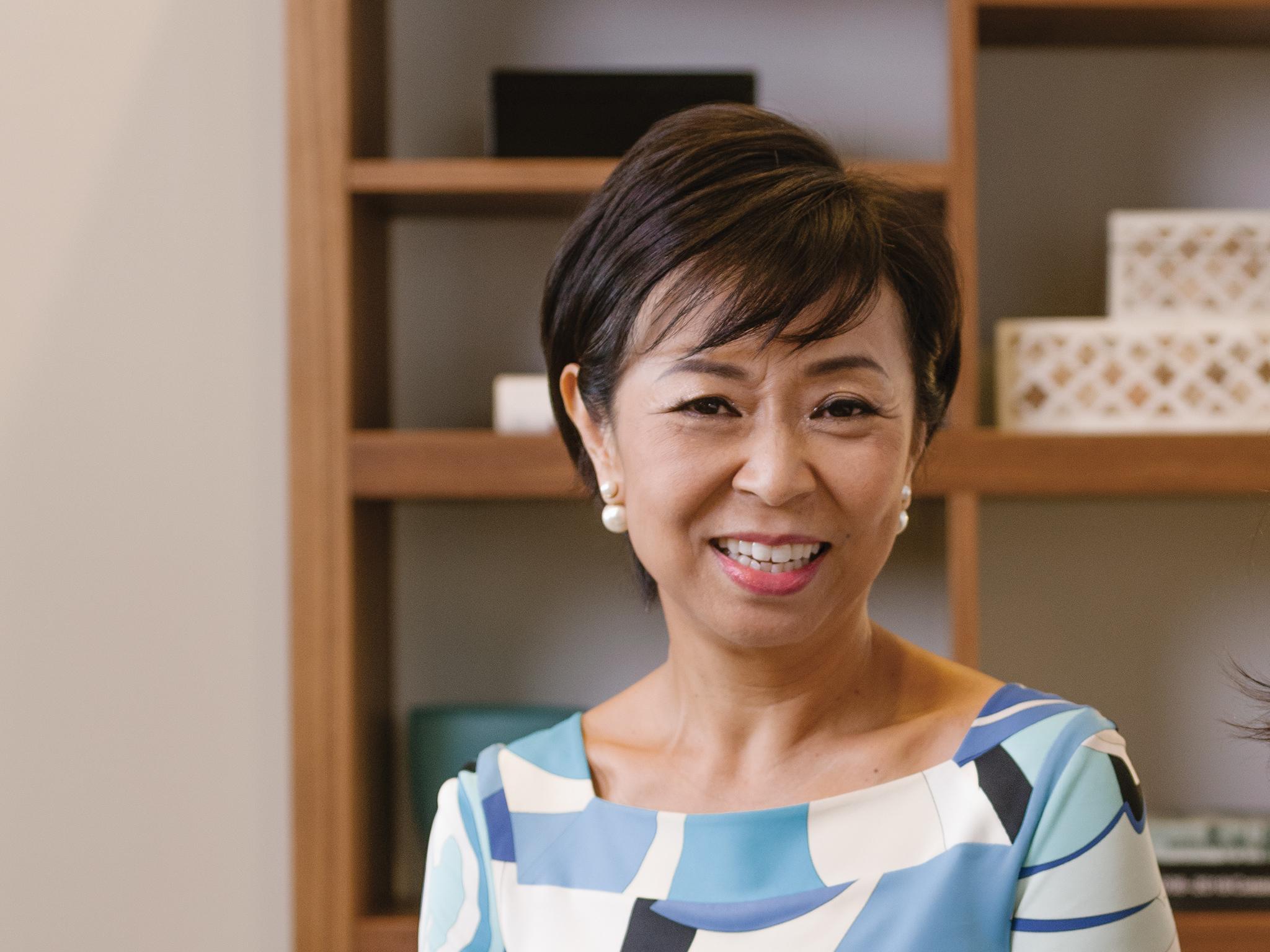 Rumiko Hasegawa