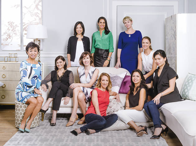 HK super mums: The ladies balancing successful careers and a busy home life