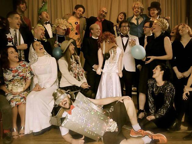 My Big Fat Weirdos Christmas Wedding: An Alternative Comedy Panto