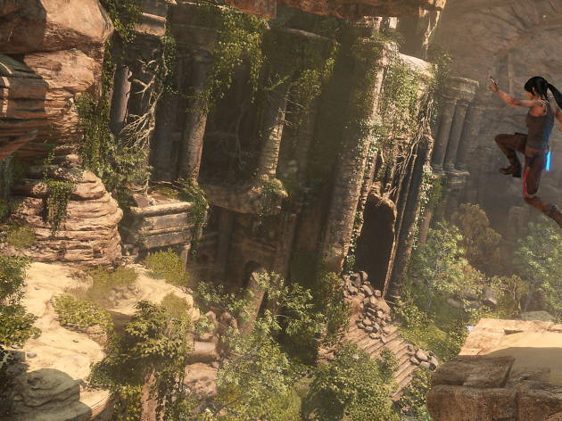 Jogo PS4 Rise of Tomb Raider