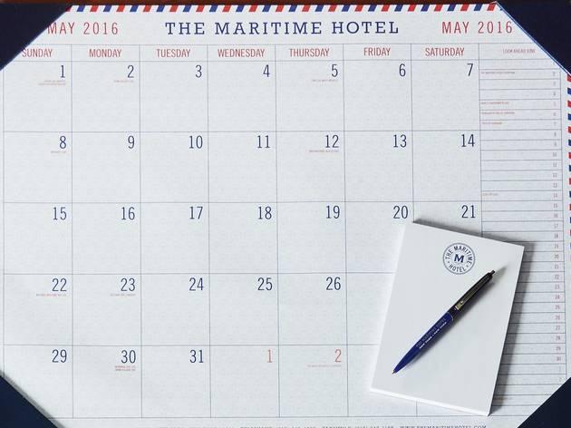 Maritime Hotel (Photograph: Annie Schlechter)