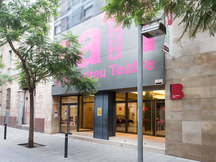 Sat! Sant Andreu Teatre