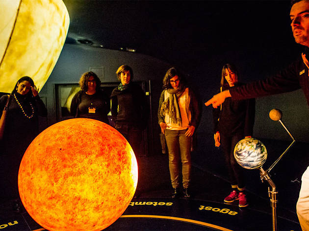 Petit Planetari CosmoCaixa