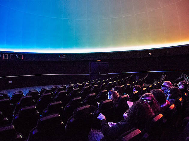 Planetari CosmoCaixa
