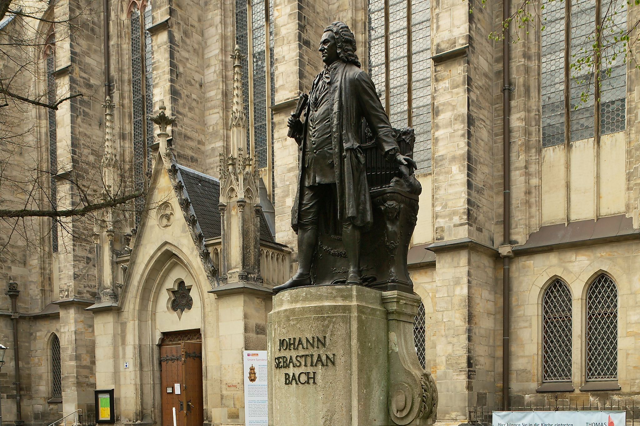 """Magnificat"" by J. S. Bach"