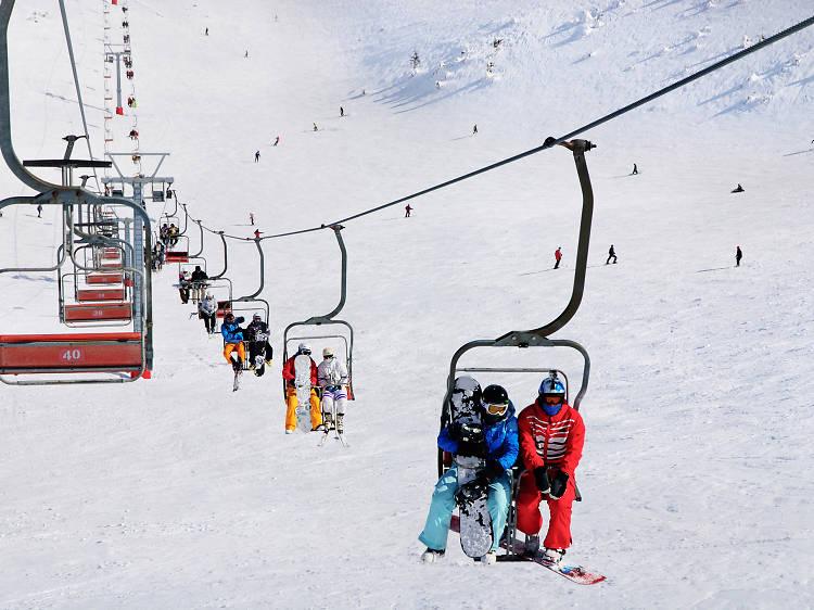 Four Lakes Alpine Snowsports