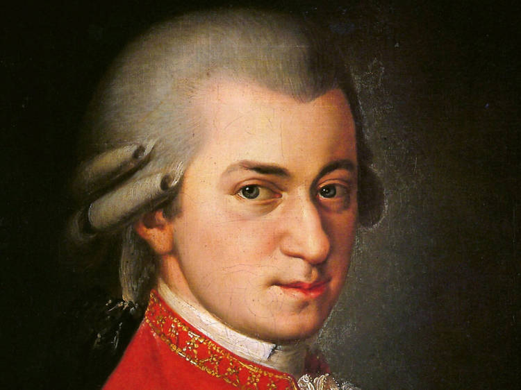 """""""Sleigh Ride from Three German Dances"""" by Wolfgang Amadeus Mozart"""