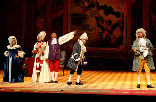 ¿Cómo es una ópera infantil?