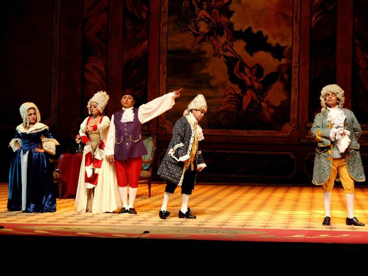¿Cómo es la ópera para niños?
