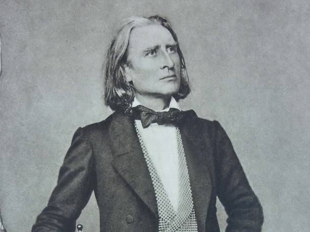 """Weihnachtsbaum (Christmas Tree)"" by Franz Liszt"