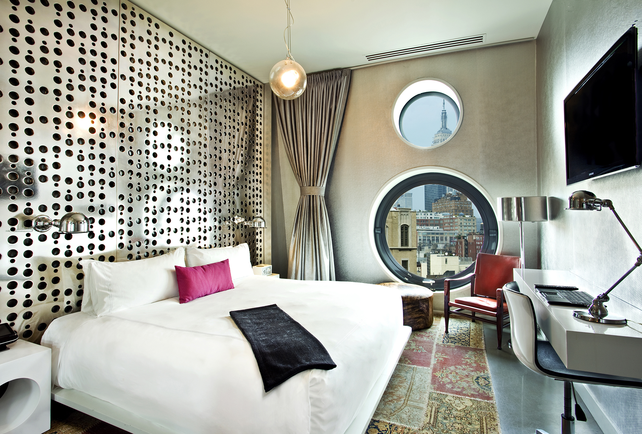 The best hotels in the Meatpacking District