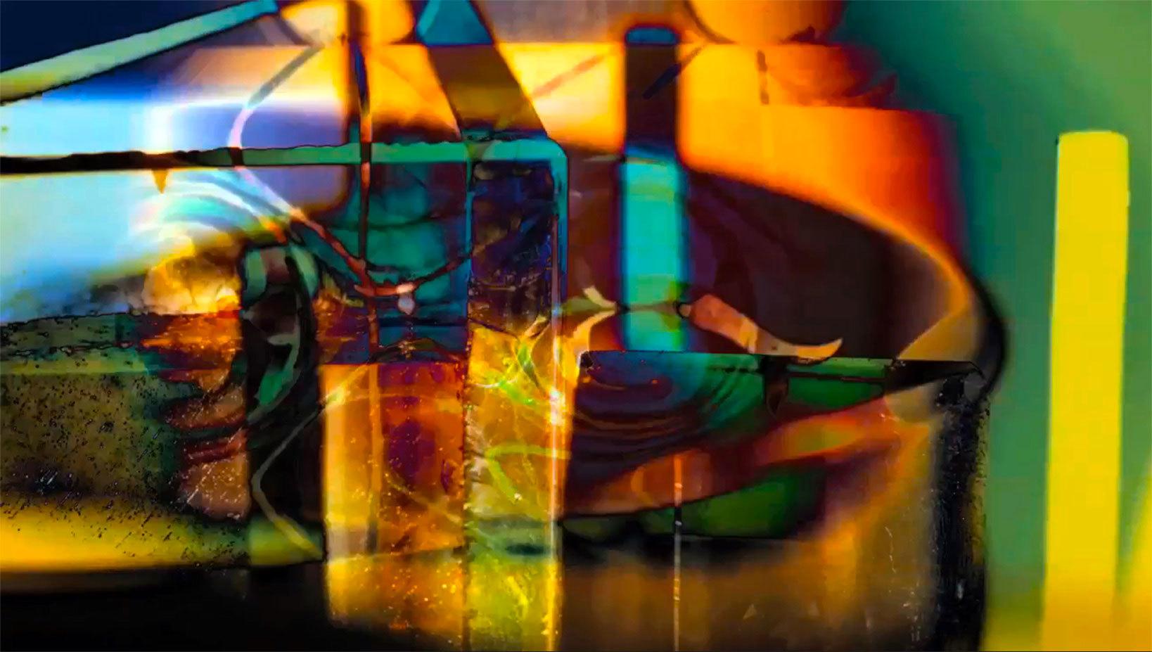 Laberinto de luz, de Eugenio Polgovsky
