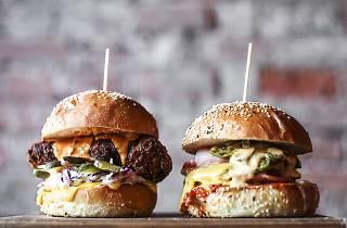 B.East Burgers