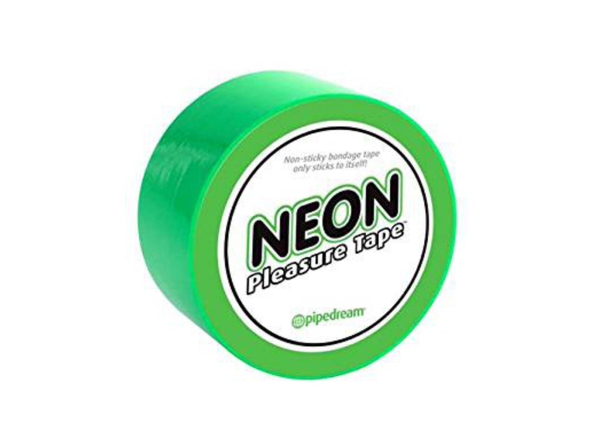 Neon Pleasure Tape