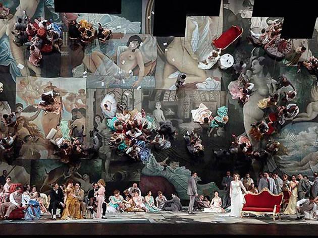 오페라 < 라 트라비아타 – 더 뉴 웨이 >