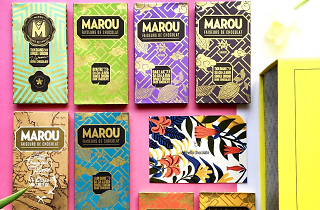 Marou Chocolates from Hello Chocolate