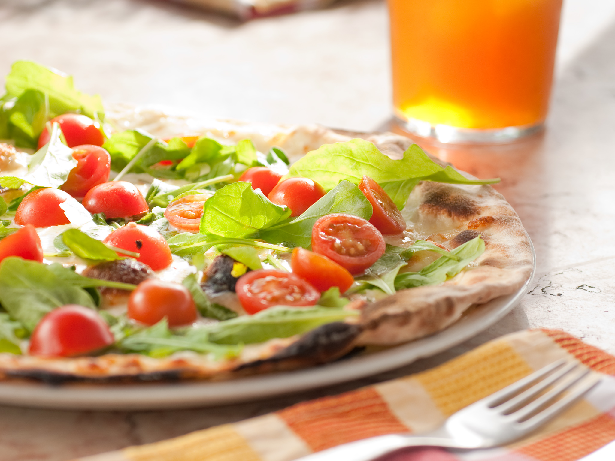 Casanova – Pizza Primavera