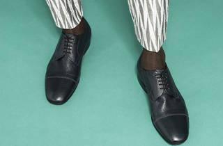 Armando Cabral, sapatos