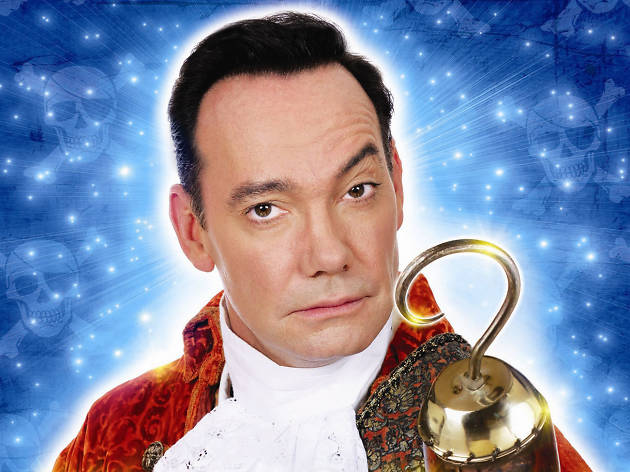 Craig Revel Horwood stars in 'Peter Pan' at Churchill Theatre Bromley