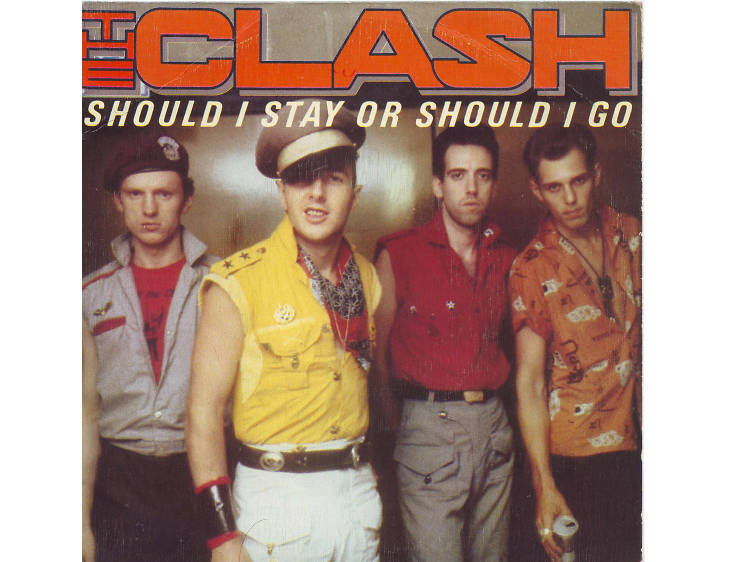 """""""Should I Stay or Should I Go"""" by the Clash"""