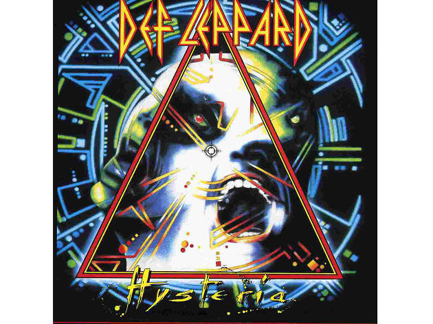 """Pour Some Sugar on Me"" by Def Leppard"