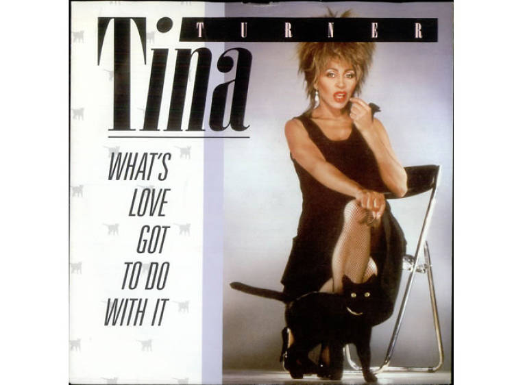 """""""What's Love Got to Do With It"""" by Tina Turner"""