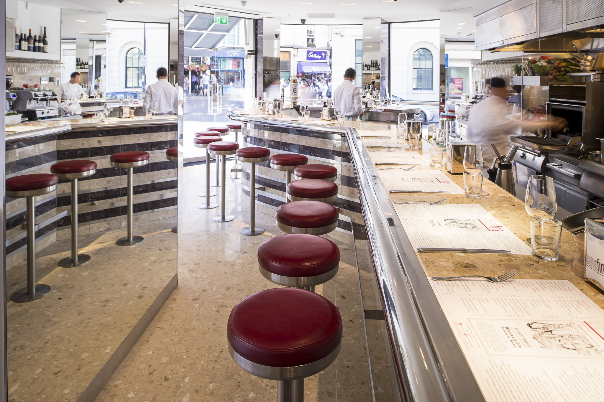 the best sherry bars in london, barrafina