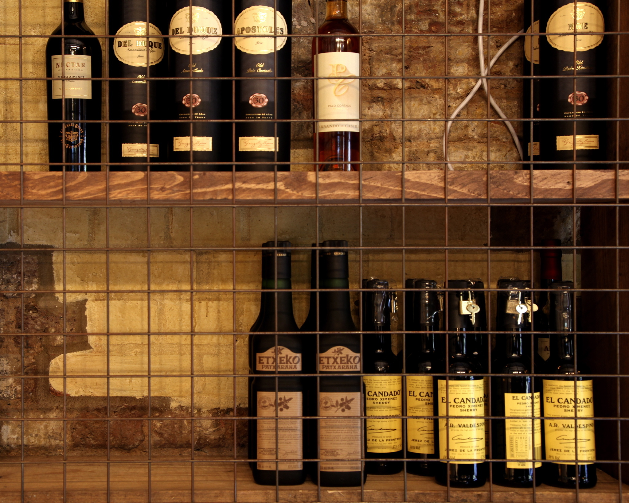 london's best sherry bars, bar pepito