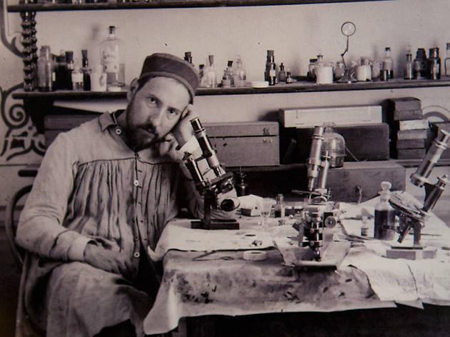 Santiago Ramón y Cajal, CosmoCaixa