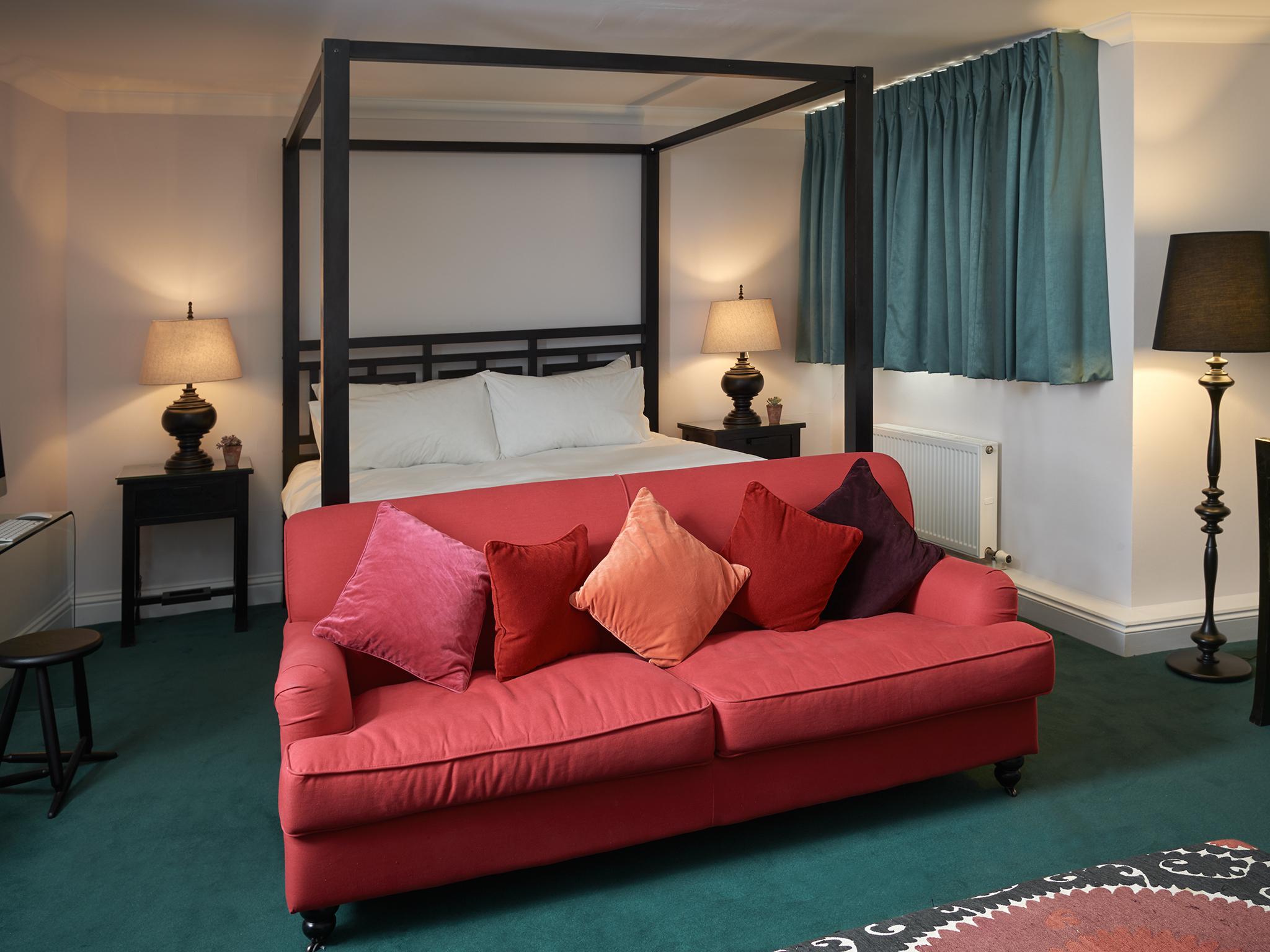 100 best hotels in London: Myhotel Chelsea