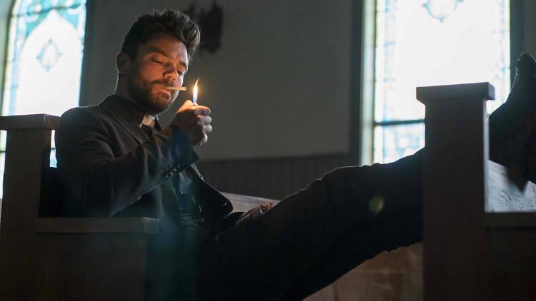 Preacher llega a México por Crackle