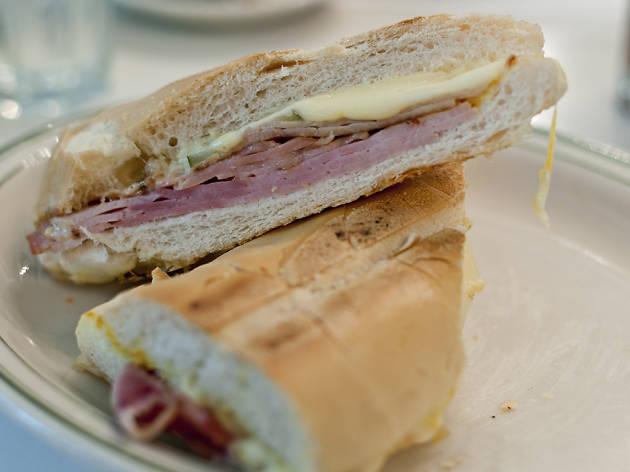 Versailles Cuban sandwich