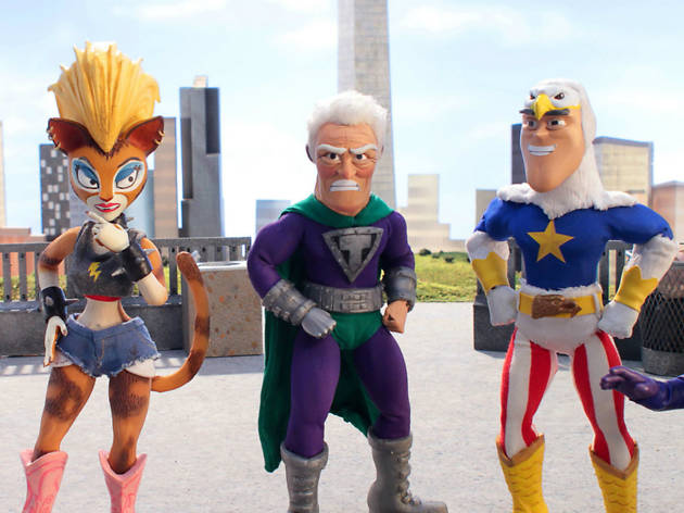 Supermansion en Crackle