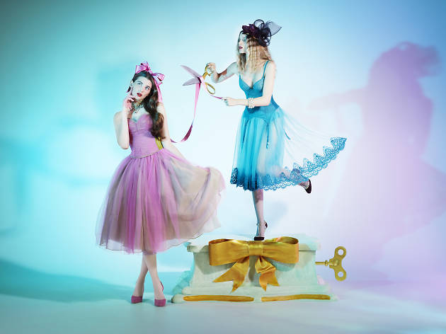 kisimari × WACOAL「Lingerie meets Fantasy」 〜フォトジェニックなランジェリーたち〜