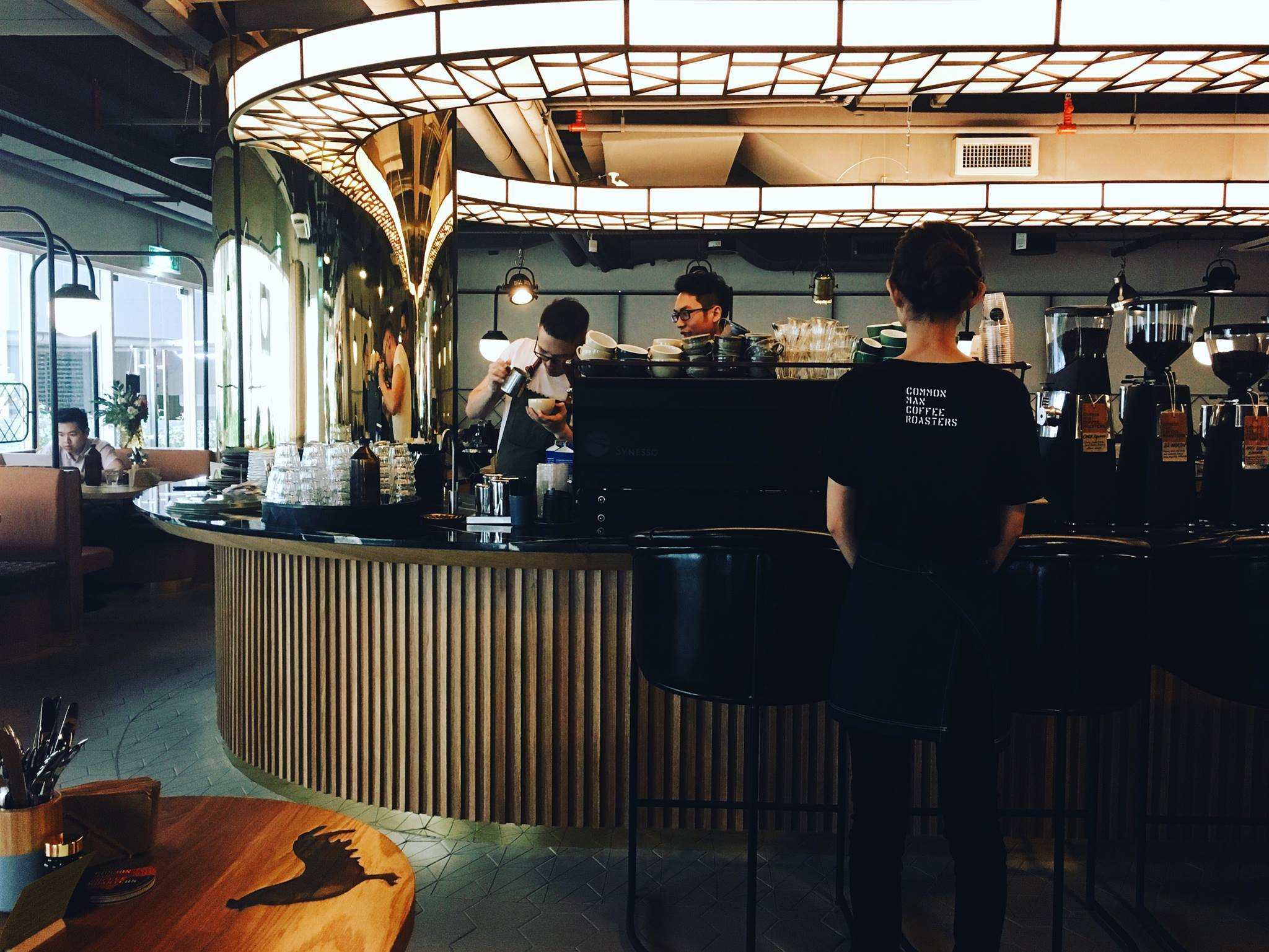 Common Man Coffee Roasters