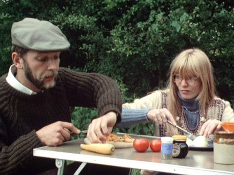 Nuts In May (1976)