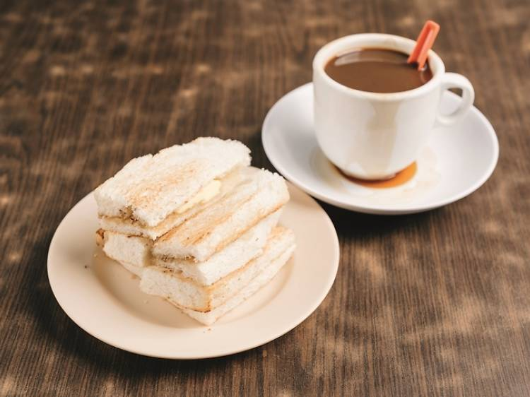 Where to get old-school teh and kopi in Singapore