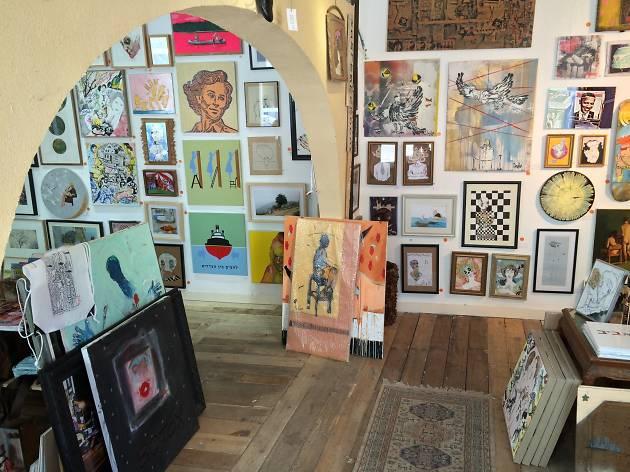 Pachot M'Elef – Street Art Gallery
