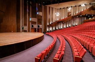 Henry Crown Symphony Hall (in the Jerusalem Theatre)