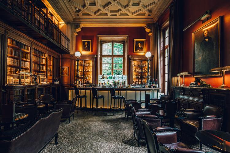 Le Bar Bibliothèque