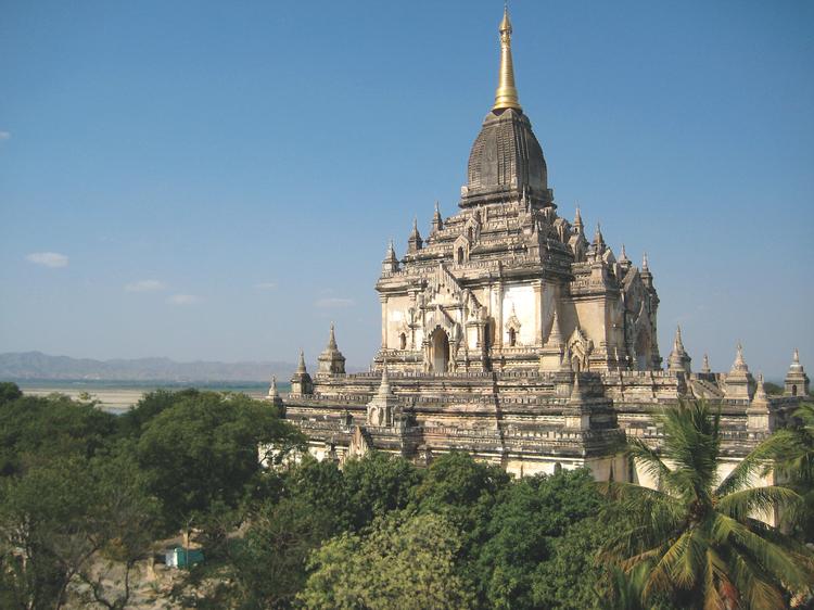 Pagoda power