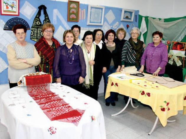 Casa de Cuenca en Barcelona taller